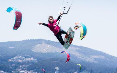 El IV KiteFest Cesantes Trofeo Xacobeo arranca mañana con casi un centenar de riders inscritos