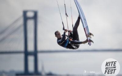 El KiteFest Cesantes Trofeo Xacobeo cierra su cuarta edición con éxito de público